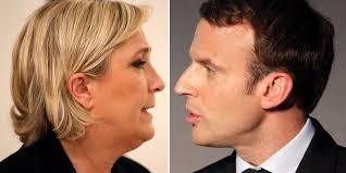 France: Round 2- One victory for Macron, one for Le Pen