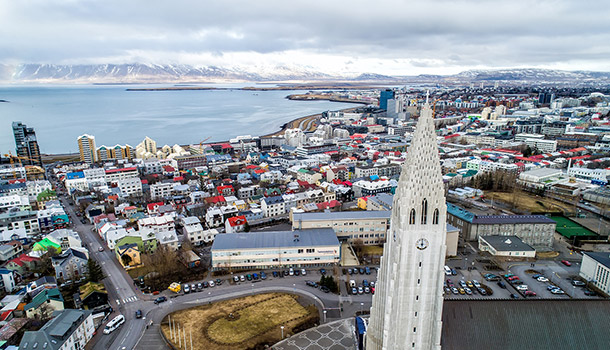Iceland: Some softening, but nothing real severe
