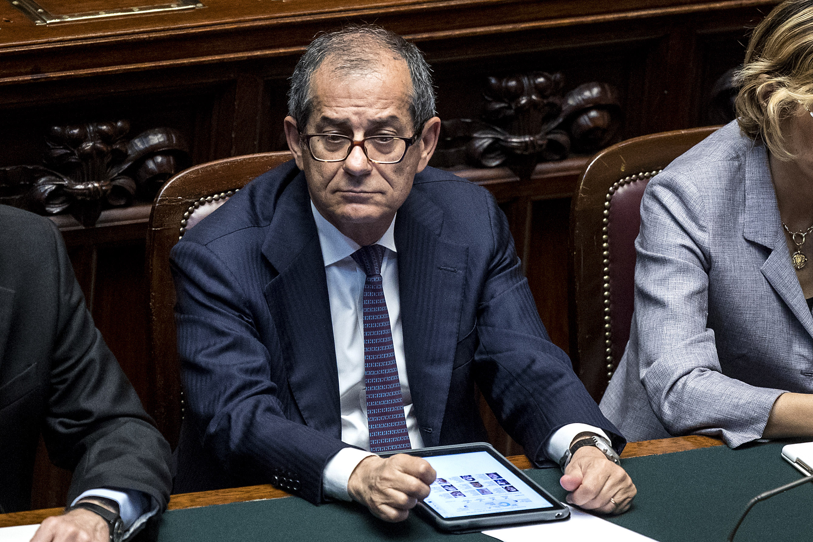 ITALY: Budget update